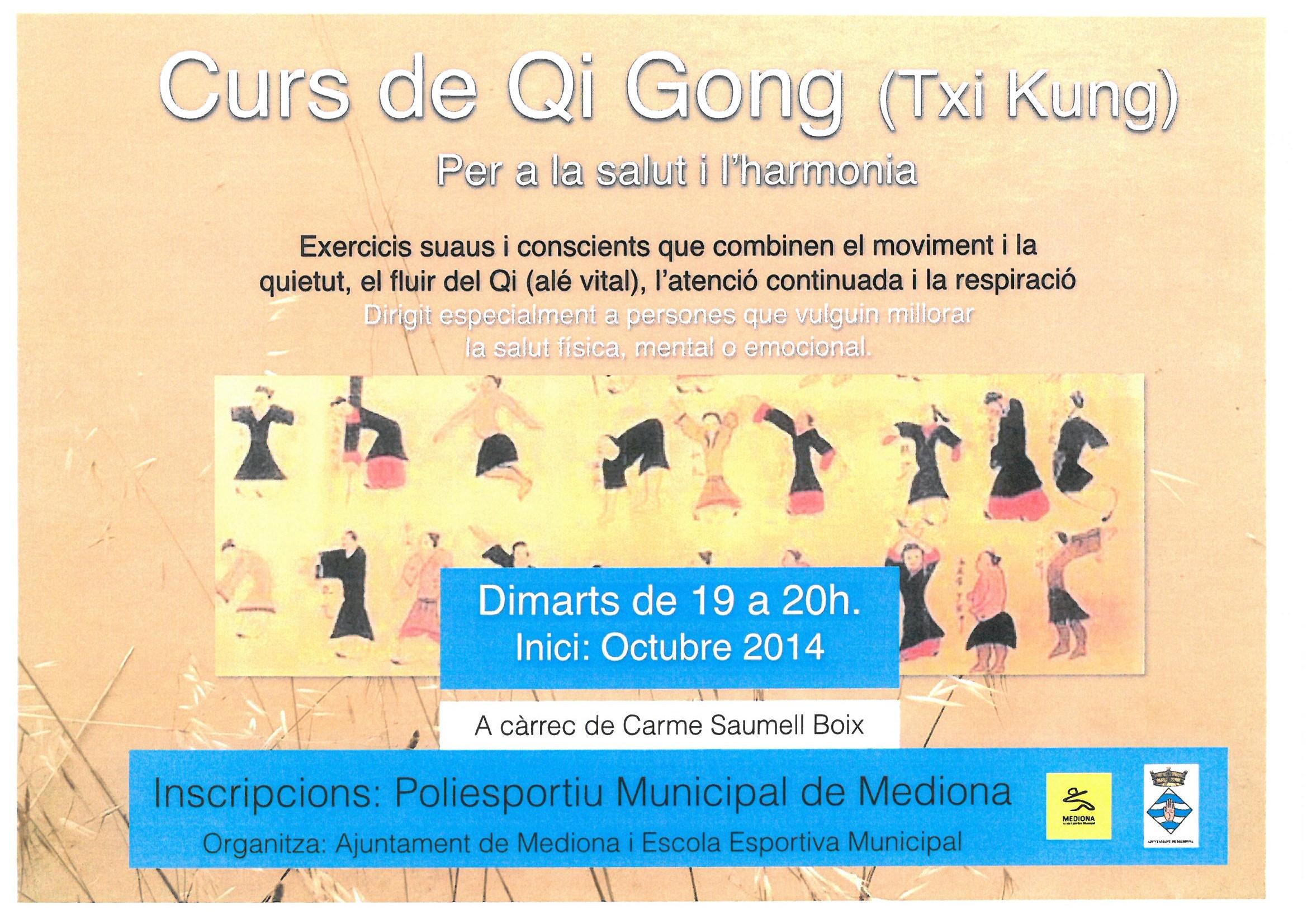 Curs Qui Gong