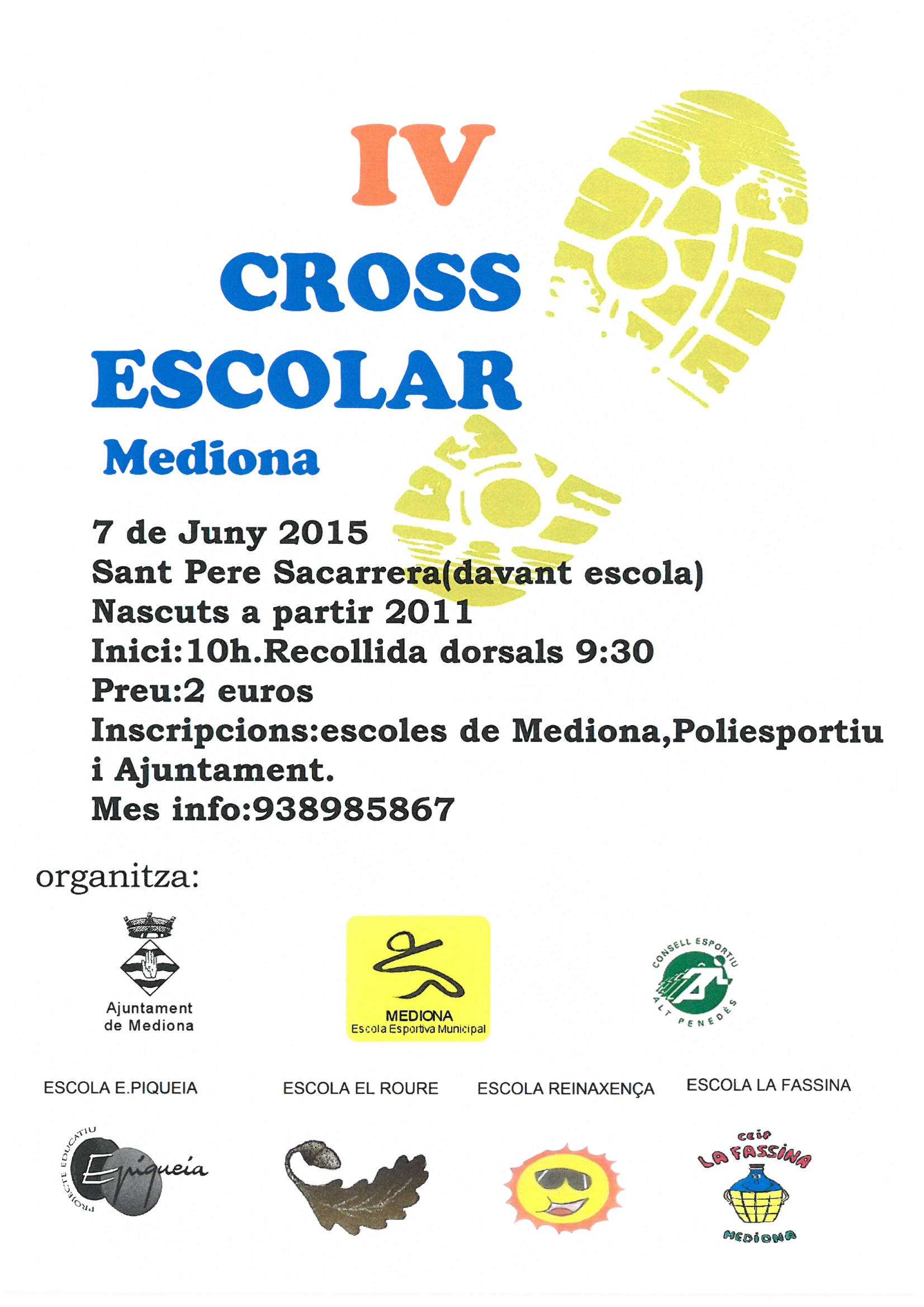 cross escolar 2015