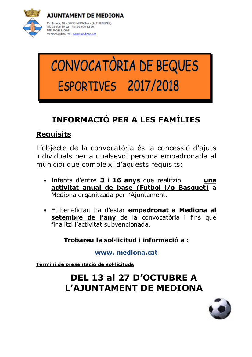 cartell-beques